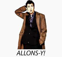 Doctor Who - Allons-y! - 10th Doctor Unisex T-Shirt