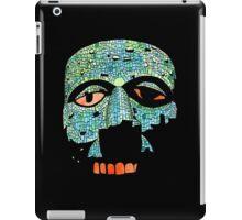 Aztec Mask iPad Case/Skin