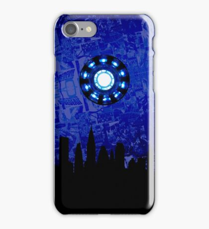 STARK ENTERPRISES iPhone Case/Skin