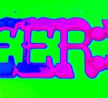 beer 30 sign Sticker