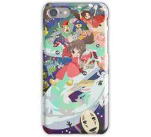 Spirited Away - Hooray iPhone Case/Skin