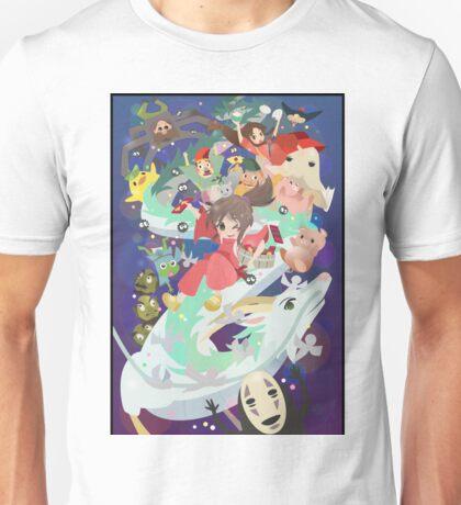 Spirited Away - Hooray Unisex T-Shirt