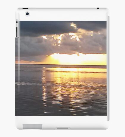 another sundown iPad Case/Skin