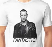 Doctor Who - Fantastic! - 9th Doctor Unisex T-Shirt
