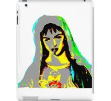 zef nun iPad Case/Skin