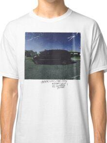 kendrick lamar good kid m.a.a.d city Classic T-Shirt