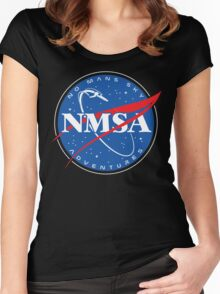 No Man's Sky - NMSA Women's Fitted Scoop T-Shirt