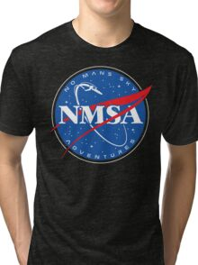 No Man's Sky - NMSA Tri-blend T-Shirt