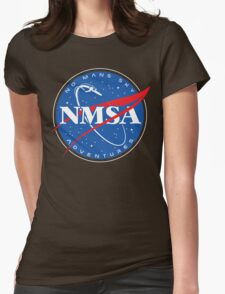 No Man's Sky - NMSA Womens Fitted T-Shirt