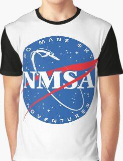 No Man's Sky - NMSA Graphic T-Shirt
