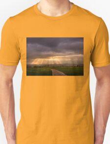 Sunset over Dalheim T-Shirt