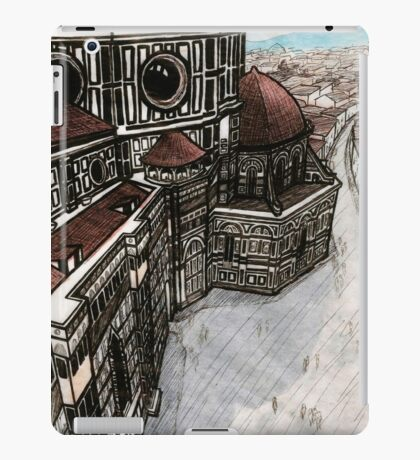 Il Duomo - Florence, Italy iPad Case/Skin