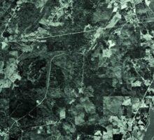USGS TOPO Map Alabama AL Pell City 304805 1975 24000 Sticker