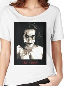 The Crow Women's Relaxed Fit T-Shirt
