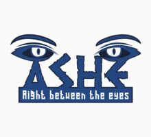 LoL Ashe - Right between the eyes by Cafer Korkmaz