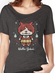 Hello Yokai Women's Relaxed Fit T-Shirt