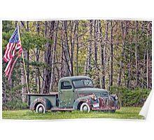 Proud Chevrolet Poster