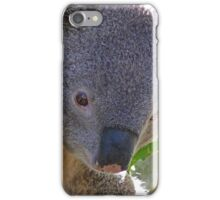 Startled iPhone Case/Skin