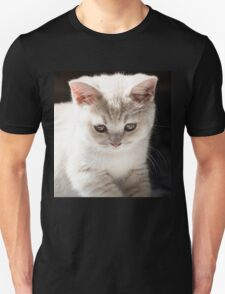 British Shorthair Kitten 2 Unisex T-Shirt