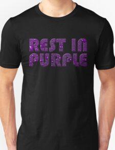 rest in purple Unisex T-Shirt