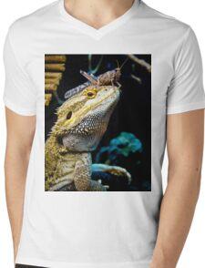 Smaugling's Dinner Hat Mens V-Neck T-Shirt