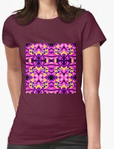 Ginger Lilies - Hawaiian Series Womens Fitted T-Shirt