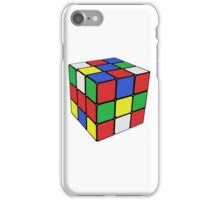 Rubik Cube iPhone Case/Skin