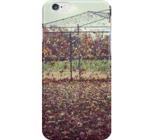 Fall Weather iPhone Case/Skin
