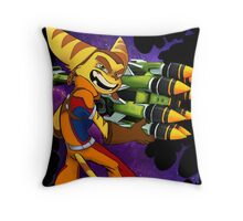 ANNIHILATION NATION Throw Pillow