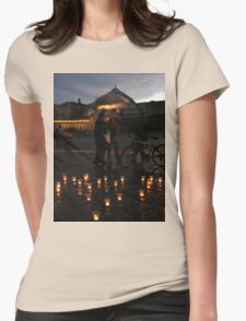 Glimpses of Naples first series Womens Fitted T-Shirt