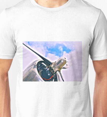 DC 3 Propellor Unisex T-Shirt