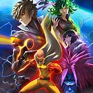 ONE PUNCH!!!! by pertheseus