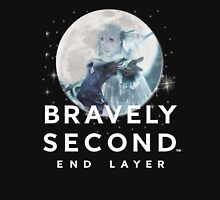 Magnolia - Bravely Second (with stars and logo) Unisex T-Shirt