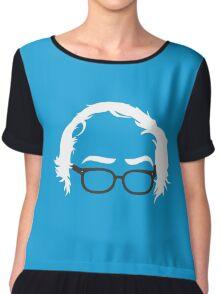 Bernie Sanders Chiffon Top