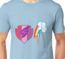 My little Pony - Scootaloo + Rainbow Dash Cutie Mark Unisex T-Shirt