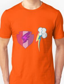 My little Pony - Scootaloo + Rainbow Dash Cutie Mark T-Shirt