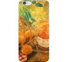 Apricot break iPhone Case/Skin