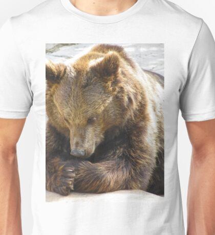 Deep in Thought! Unisex T-Shirt