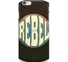 Rebel Record iPhone Case/Skin