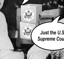 FDR's Court Packing Sticker