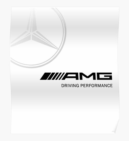 AMG 6 Poster