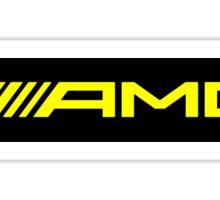 AMG 7 Sticker