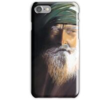 Wise man iPhone Case/Skin