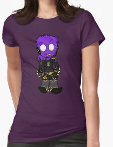 Chibi Vince/Vincent Heliotrope Womens Fitted T-Shirt