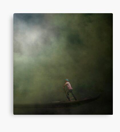 Gondola Dream Canvas Print