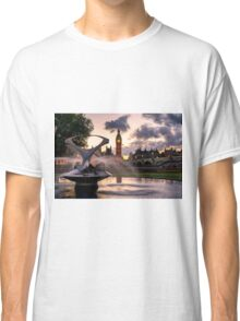Palace of Westminster, London Classic T-Shirt