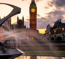 Palace of Westminster, London Sticker