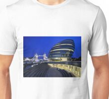 Tower Bridge and City Hall Unisex T-Shirt