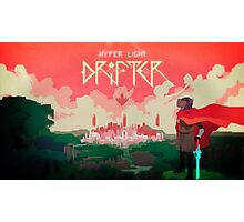 Hyper Light Drifter - Poster - The City Photographic Print