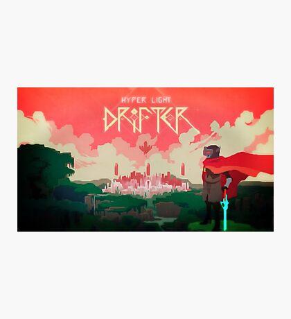 Hyper Light Drifter - Poster - The City Photographic Print